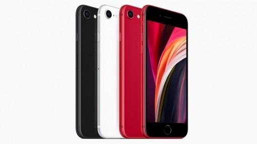iPhone SE 2020 ra mắt: Thiết kế giống iPhone 8, giá từ 399 USD