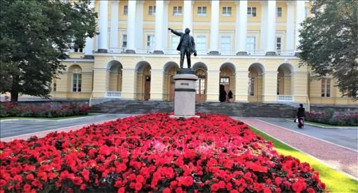 150 năm ngày sinh lãnh tụ V. I. Lenin: 'Mười ngày rung chuyển thế giới' từ Điện Smolnyi