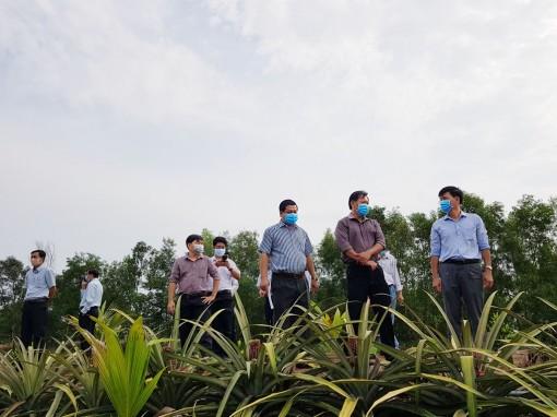 Xây dựng nông thôn mới ở Lương An Trà