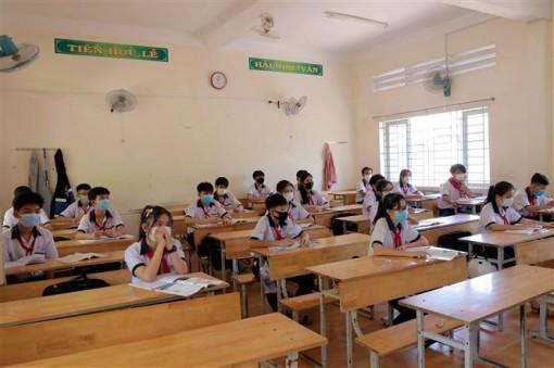 Hà Nội, Nghệ An đề xuất hai mốc thời gian học sinh quay trở lại trường