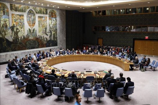 Việt Nam khẳng định lập trường nhất quán ủng hộ giải pháp hai nhà nước cho vấn đề Palestine-Israel