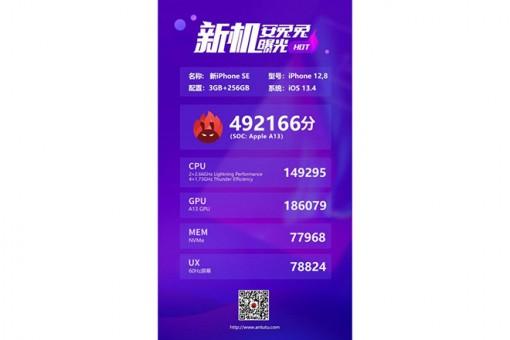 iPhone SE 2020 lộ thông tin cấu hình hoàn chỉnh