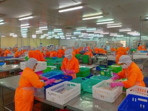 Tập đoàn Nam Việt vẫn duy trì sản xuất trong mùa dịch