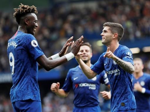 Chelsea chơi cực đẹp trong mùa dịch