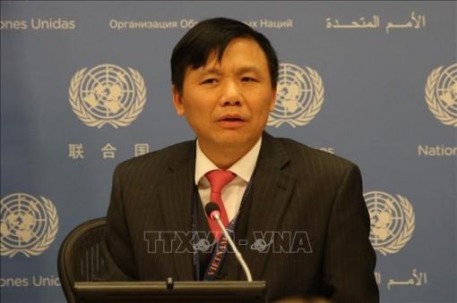 Việt Nam kêu gọi hợp tác quốc tế về thanh niên tại phiên họp của HĐBA LHQ