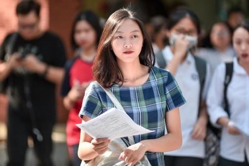 Mỗi thí sinh chỉ đăng ký 1 bộ hồ sơ cho nhiều nguyện vọng xét tuyển đại học