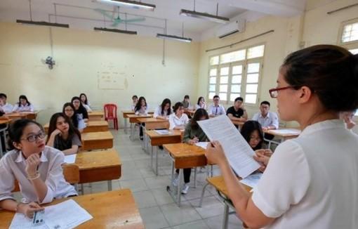 Những điểm cơ bản của dự thảo phương án thi tốt nghiệp THPT 2020