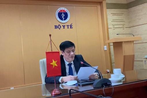 Việt Nam chia sẻ kinh nghiệm chống dịch COVID-19 với thế giới