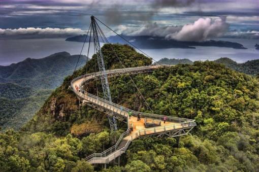 Những cây cầu đẹp nhất thế giới