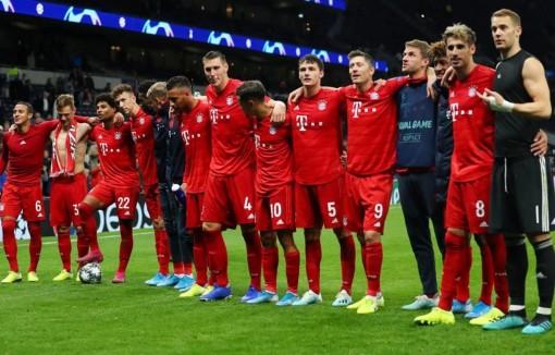 Tiền lương của cầu thủ Bayern giảm bao nhiêu trong tháng Tư?