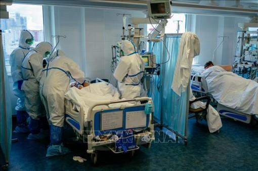 Thế giới ghi nhận 73.981 ca mắc và 4.657 ca tử vong trong 24 giờ qua
