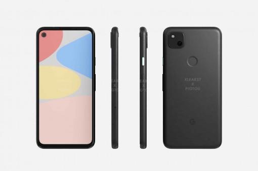 Smartphone giá rẻ của Google lộ diện