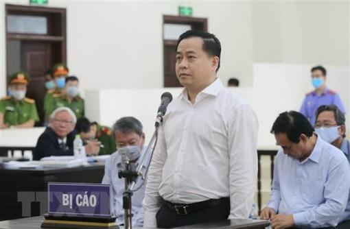 Xét xử phúc thẩm hai nguyên Chủ tịch UBND TP Đà Nẵng và Phan Văn Anh Vũ