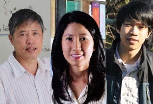 Ba nhà khoa học xuất sắc được vinh danh tại Giải thưởng Tạ Quang Bửu