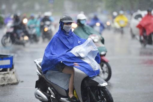 Thời tiết ngày 12-5: Mưa dông diện rộng ở Bắc Bộ và Bắc Trung Bộ