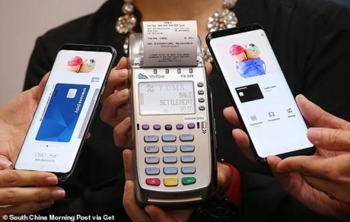 Hãng Samsung có kế hoạch phát hành thẻ ghi nợ kỹ thuật số