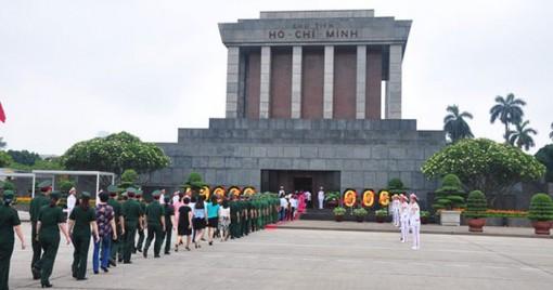 Lễ kỷ niệm 130 năm Ngày sinh Chủ tịch Hồ Chí Minh sẽ được tổ chức ở Hà Nội vào ngày 18-5