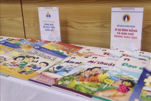 Các trường thông báo kết quả lựa chọn sách giáo khoa lớp 1 trước ngày 20-5