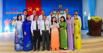 Đại hội Đảng bộ thị trấn Chi Lăng (nhiệm kỳ 2020-2025) thành công tốt đẹp