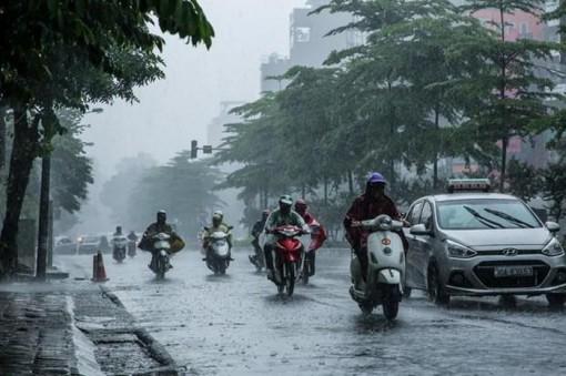 Đông Bắc và Bắc Trung Bộ mưa dông, vùng núi Tây Bắc đề phòng lũ quét