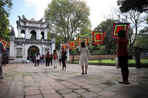 Mở cửa trở lại, các di tích ở Hà Nội đảm bảo an toàn cho du khách