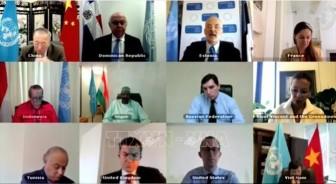 Việt Nam đại diện 10 nước ủy viên không thường trực HĐBA ủng hộ cải tiến phương pháp làm việc