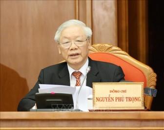 Thư của Tổng Bí thư, Chủ tịch nước nhân Ngày truyền thống phòng, chống thiên tai