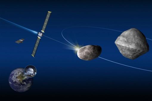 Tàu vũ trụ NASA va chạm tiểu hành tinh, có thể gây mưa sao băng