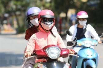Nắng nóng ở các tỉnh Trung Bộ có khả năng kéo dài đến ngày 21-5