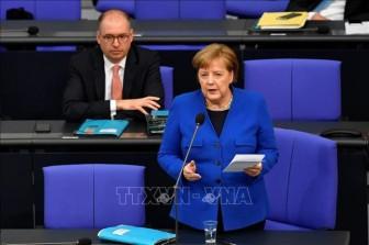 Thủ tướng Đức kêu gọi thế giới đoàn kết trong cuộc chiến chống đại dịch COVID-19