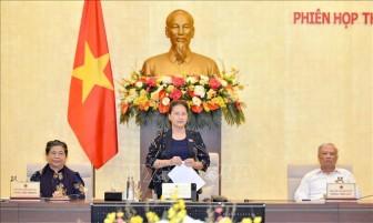 Thông cáo về phiên khai mạc Kỳ họp thứ 9, Quốc hội khóa XIV