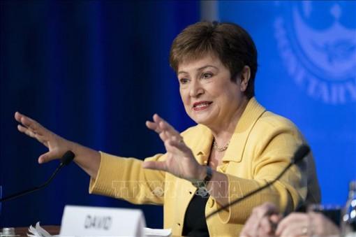IMF: Kinh tế toàn cầu chưa thể phục hồi hoàn toàn trong năm 2021