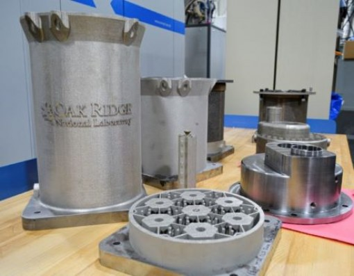 Mỹ phát triển công nghệ in 3D lõi lò phản ứng hạt nhân