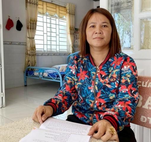 Trả lời đơn tố cáo của bà Huỳnh Thị Phương Thúy