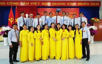 Đồng chí Phan Thanh Lương đắc cử Bí thư Chi bộ Văn phòng HĐND – UBND huyện Tri Tôn