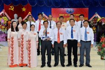 Đại hội đại biểu Đảng bộ xã Cần Đăng lần thứ XVII (nhiệm kỳ 2020 – 2025) thành công tốt đẹp