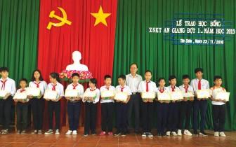 Tân Châu nỗ lực trong công tác khuyến học, khuyến tài