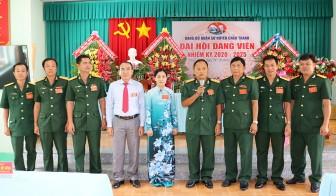 Đại hội đảng viên Đảng bộ Quân sự huyện Châu Thành (nhiệm kỳ 2020 – 2025) thành công tốt đẹp
