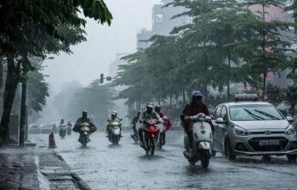 Chiều tối và đêm 20-5, cả nước có mưa, đề phòng thời tiết cực đoan