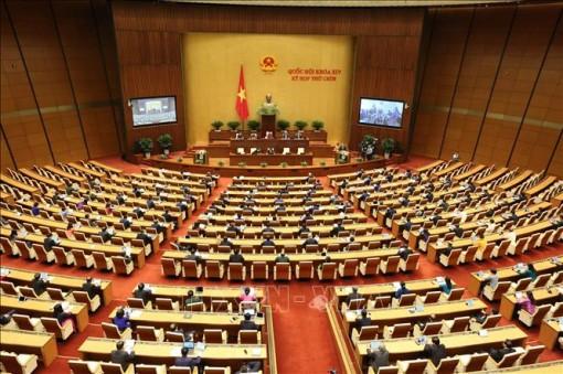 Cử tri và nhân dân đánh giá cao sự quyết liệt của Chính phủ trong chống đại dịch COVID-19