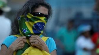 Brazil vượt Mỹ, dẫn đầu thế giới về số ca nhiễm mới SARS-CoV-2