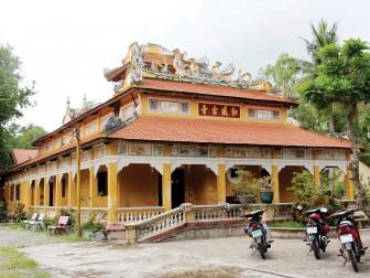 Những nơi lưu dấu cụ Phó bảng Nguyễn Sinh Sắc