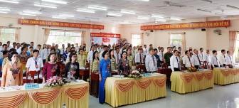 Đồng chí Huỳnh Thị Cúc tái đắc cử Bí thư Đảng ủy xã Châu Lăng