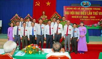 Đồng chí Nguyễn Phước An tái đắc cử Bí thư Đảng ủy xã An Thạnh Trung (nhiệm kỳ 2020-2025)
