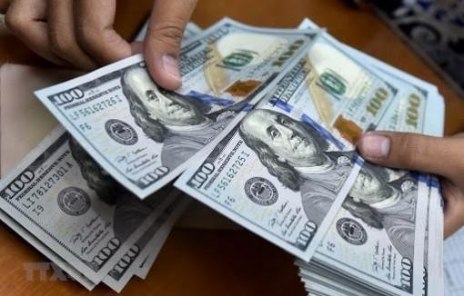 Tỷ giá trung tâm sáng 22-5 giảm 5 đồng