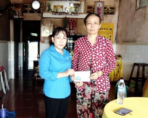 Thêm 3 triệu đồng hỗ trợ gia đình nạn nhân tử vong trong vụ sập công trình ở Đồng Nai