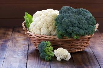 Bông cải xanh và bông cải trắng, loại nào tốt hơn?