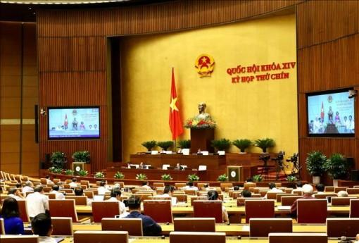 Từ 25 đến 28-5: Quốc hội tập trung cho công tác xây dựng pháp luật