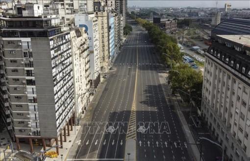 Argentina gia hạn phong tỏa tại thủ đô Buenos Aires đến ngày 7-6