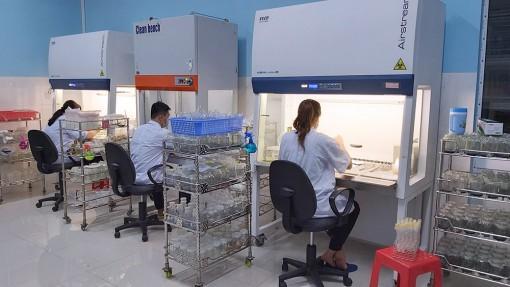 Nghiên cứu, ứng dụng công nghệ sinh học phục vụ nông nghiệp công nghệ cao